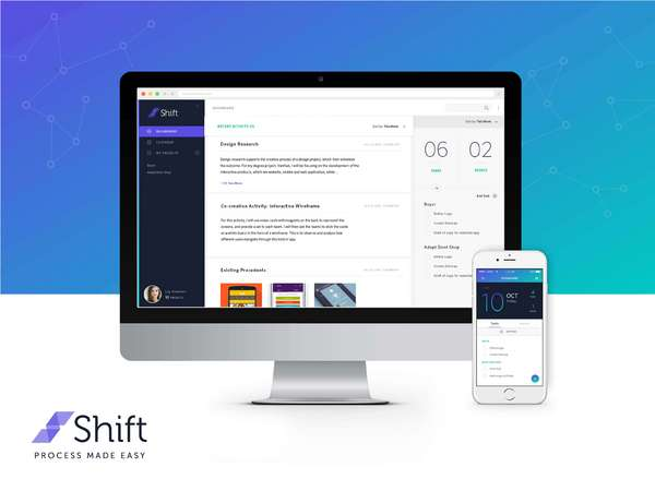 Shift - Process Made Easy