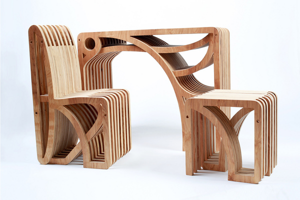 PIECES - Modular Furniture System