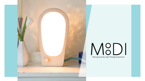 Moodi - Remaining the Light THerapy Experience