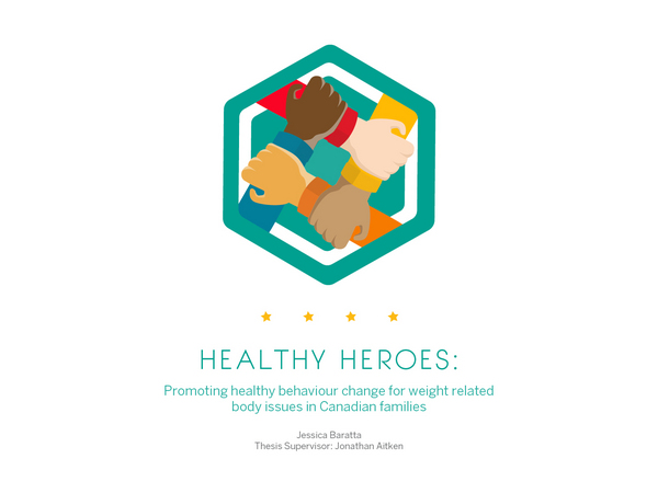 Healthy Heroes: Promoting healthy behaviour change for weight related body issues