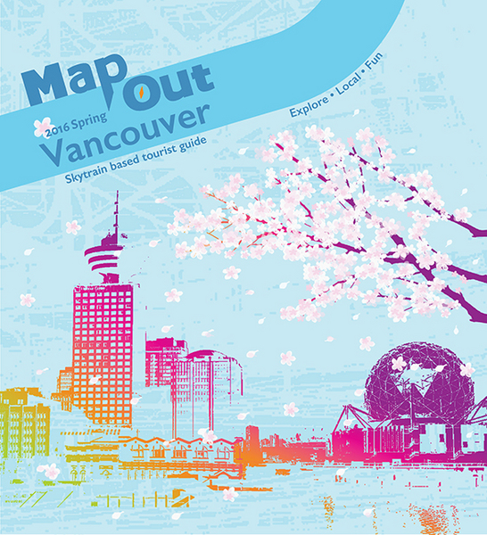 Map Out Vancouver