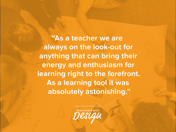 Teaching With Design: Integrating Design Into K12 Classrooms
