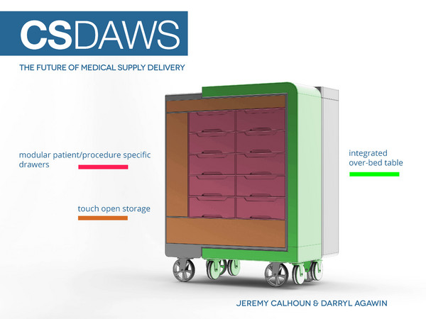 CS DAWS - The Future of Medical Supply Delivery