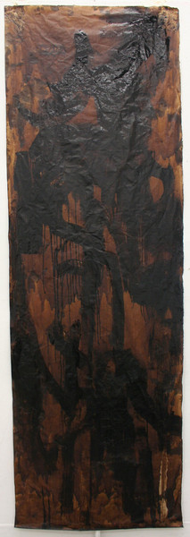 Bitumen Paintings