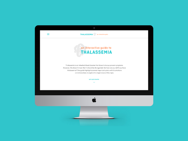 An Interactive Guide to Thalassemia